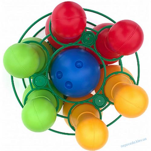 """Игровой набор """"Кегли с мячом"""""""