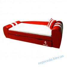 Кровать-диван Grand (красный)