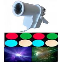 Световой проектор New light VS-24 LED color spot Beam Ligth