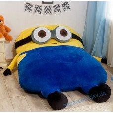 Игровая кроватка Миньон S (бескаркасная мебель) мягкая
