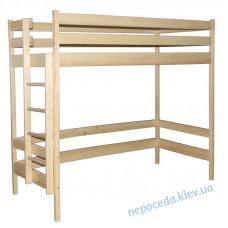 Кровать-чердак Альпы Лак (122, 150, 187 см)