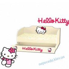 """Дитяче ліжко диван """"Кіті"""" з ящиком"""
