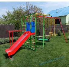 Детская спортивная площадка Титан + круглые качели