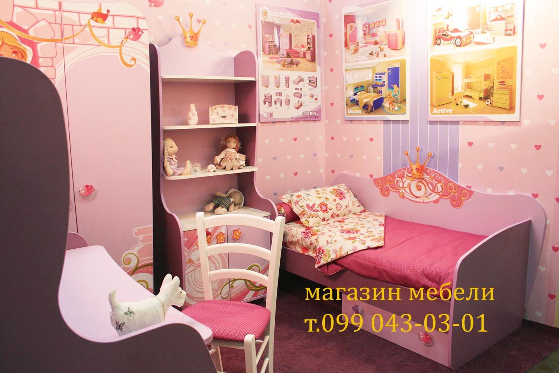 Мебель для девочек выбрать варианты. Фото Отзывы