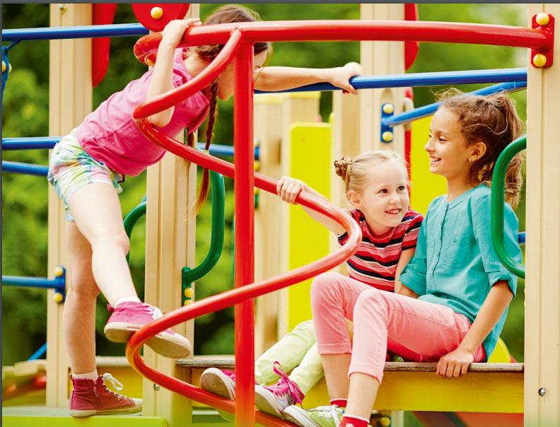 Производство детских площадок в Украине