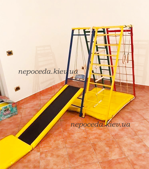 детский спортивный комплекс мини фото отзыв