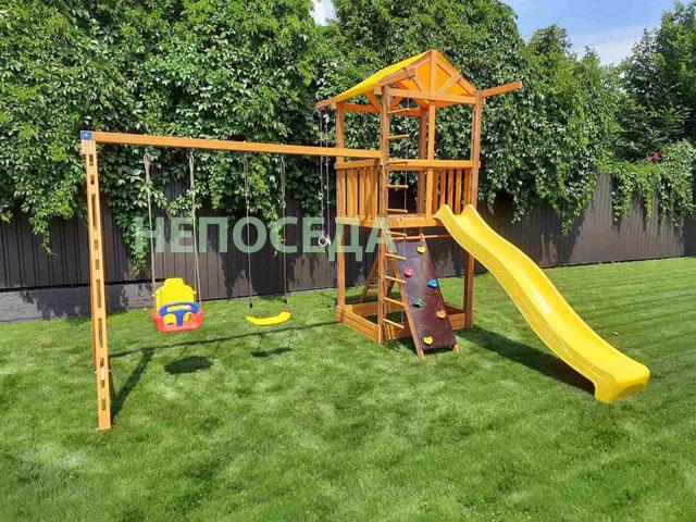 Детская площадка Babyland-2 фото цена отзывы картинки
