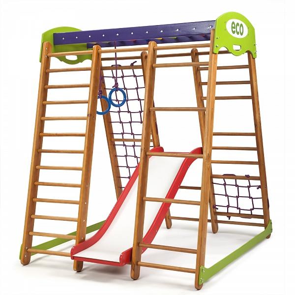 Детский игровой комплекс для дома «Карапуз Plus 1»